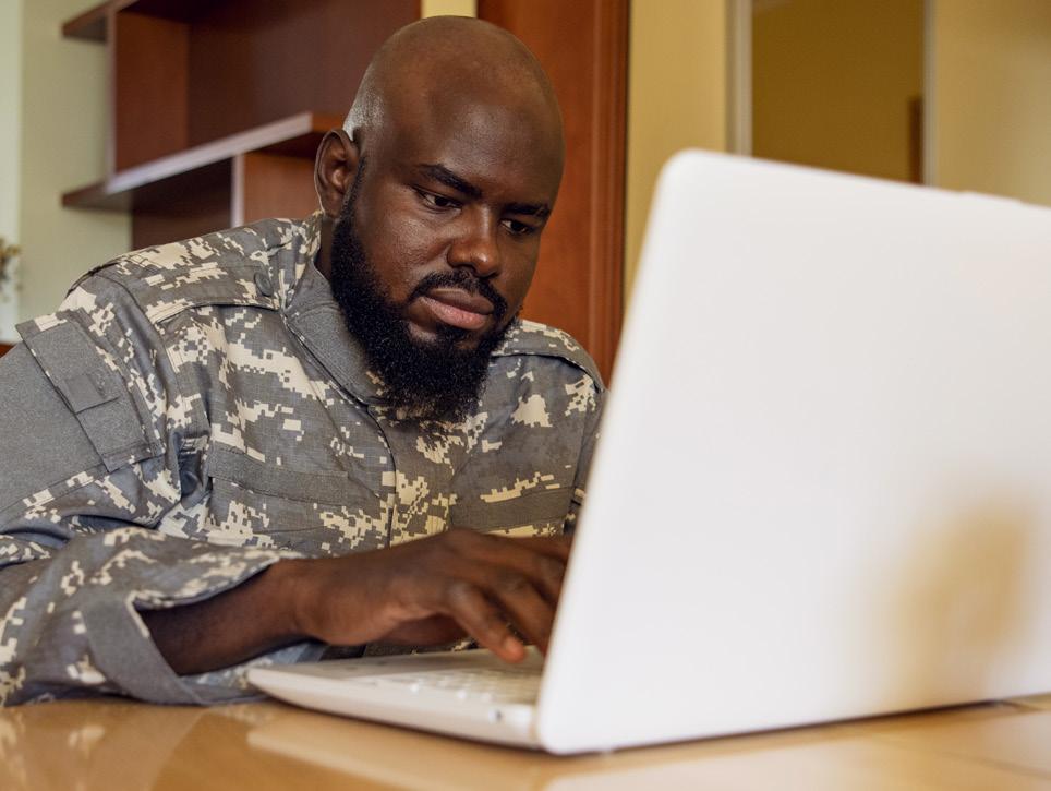 Online Mental Health Self-Assessment for Veterans ...